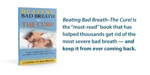 beating bad breath the cure