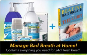 beating bad breath protocol