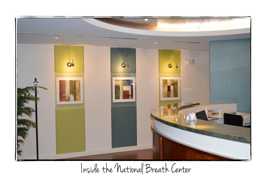 Inside the National Breath Center