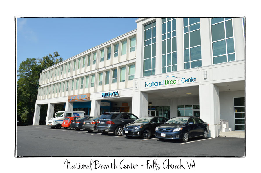 National Breath Center building, Falls Church, VA