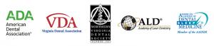 dental associations membership logos