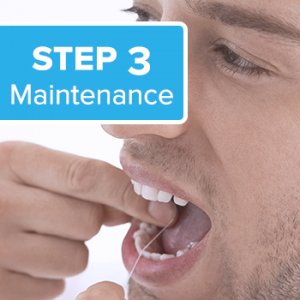 Step 3 of National Breath Center's Total Cure treatment